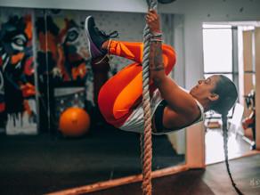 Audrey Grandcourt,le fitness dans la peau
