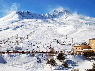 Gunung Salju Erciyes : apakah alternative  Gunung Salju Uludag.