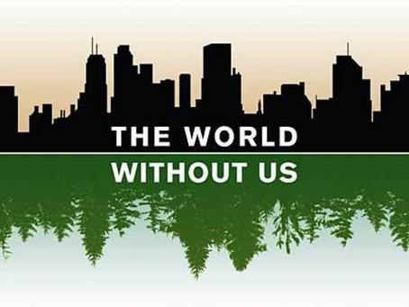 SMLI Book Report: The World Without Us