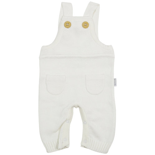 Natural Class Knit Overall