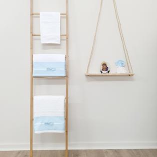Premium Baby Blue Set