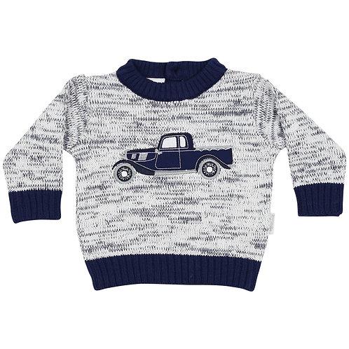Boys Ute Knit Sweater