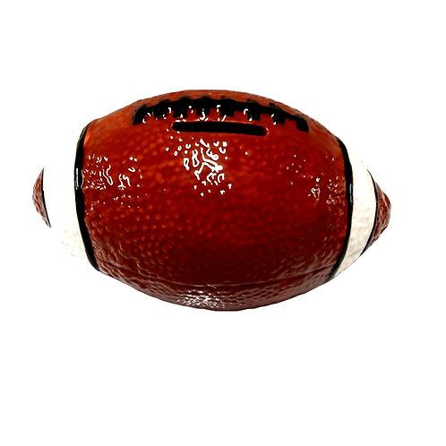 Rugby Ball Money Box