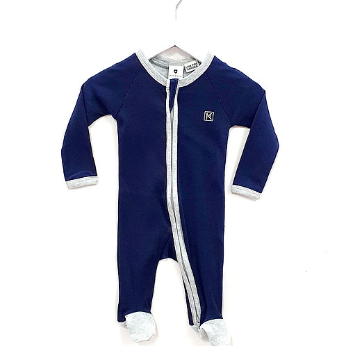 Korango Long Sleeve Romper