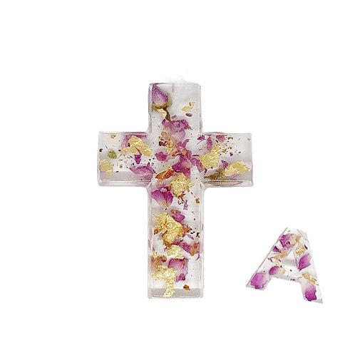 Electra Petals Cross