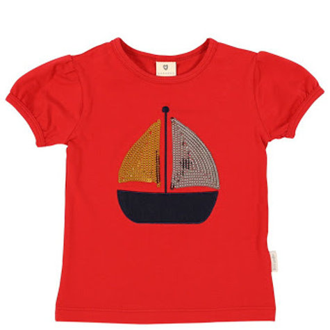 Korango Setting Sail Sequin Tee