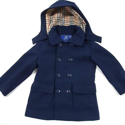 Korango  Cool & Classy Overcoat