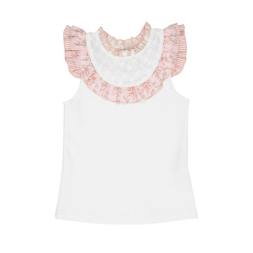 Pink Summer Day Top