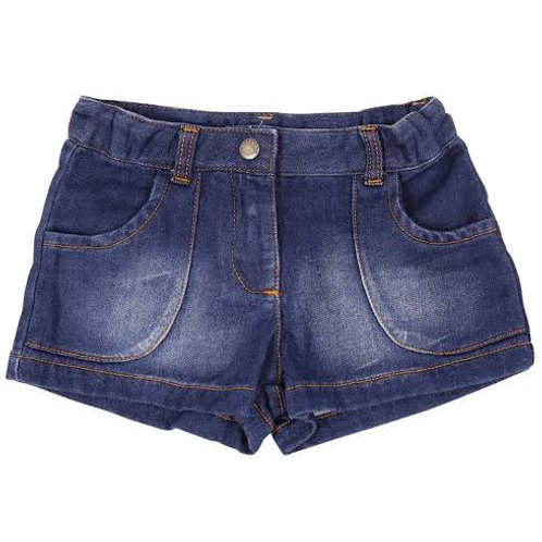 Korango Denim Knit Shorts