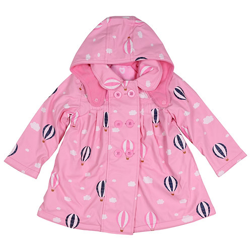 Korango Girls Balloon Raincoat