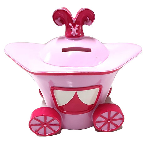 Princess Carriage Money Box
