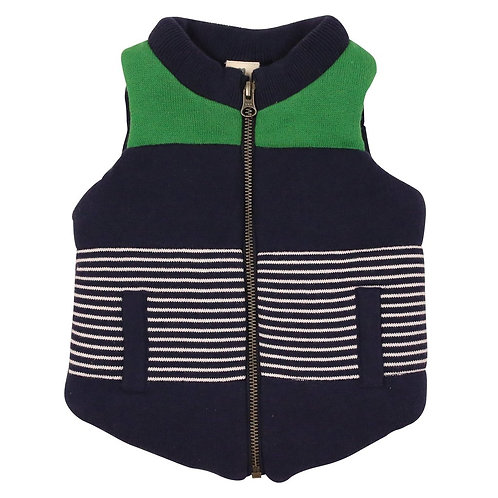 Little Explorer Knit Vest