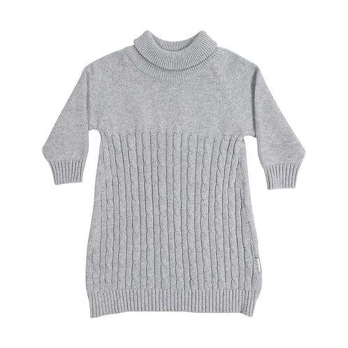 Korango Vamos Vintage Turtle Knit Dress