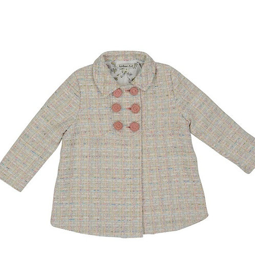Tweed Vintage Style Coat