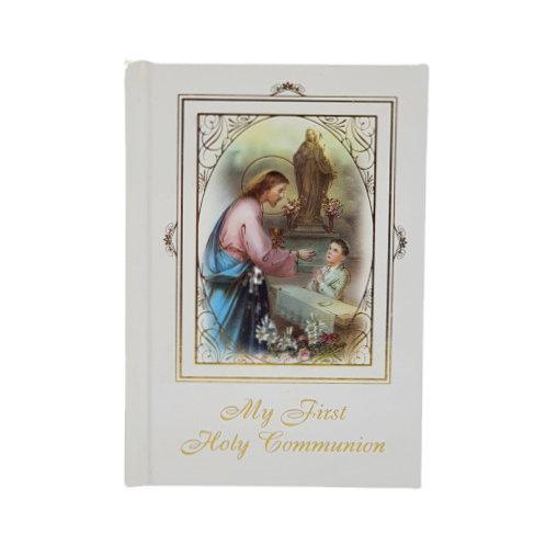 Boys Communion Book