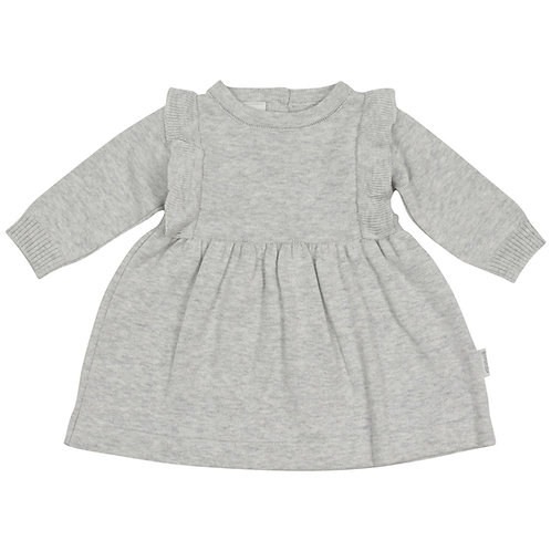 Korango Girls Knit Ruffle Dress