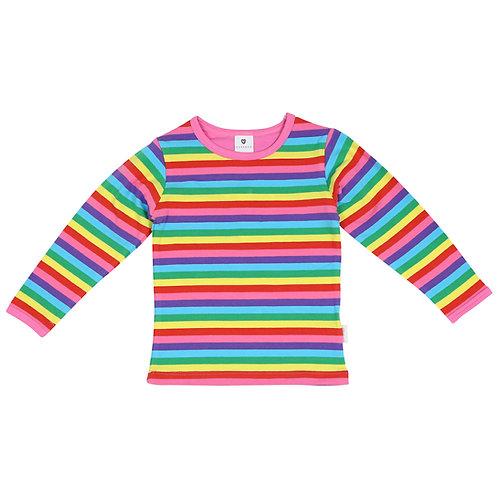 Girls Rainbow Top