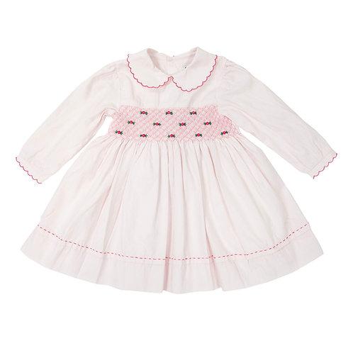 Korango  Smocked Dress