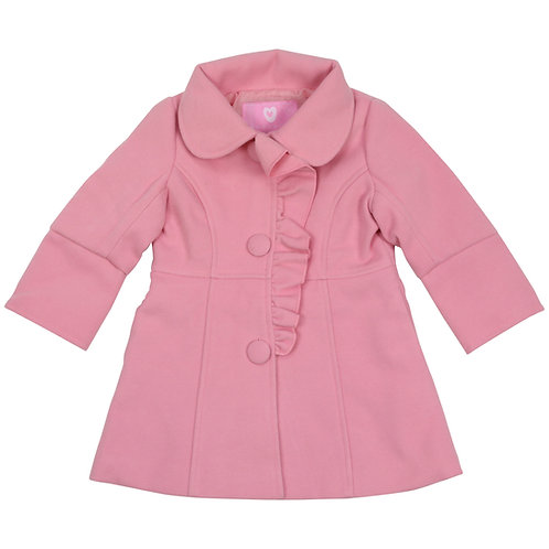 Korango Girls Clouds Overcoat