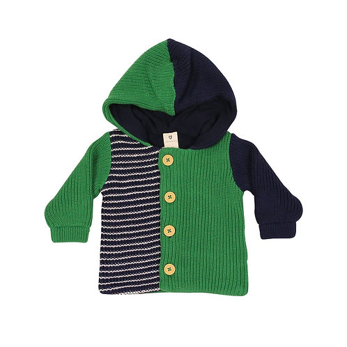 Little Explorer Knit Jacket