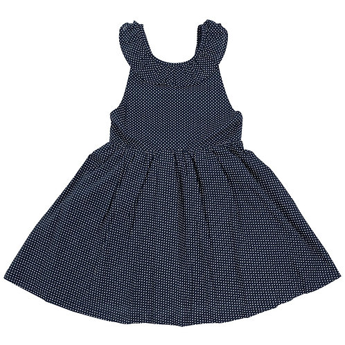 Korango Polkadot Dress