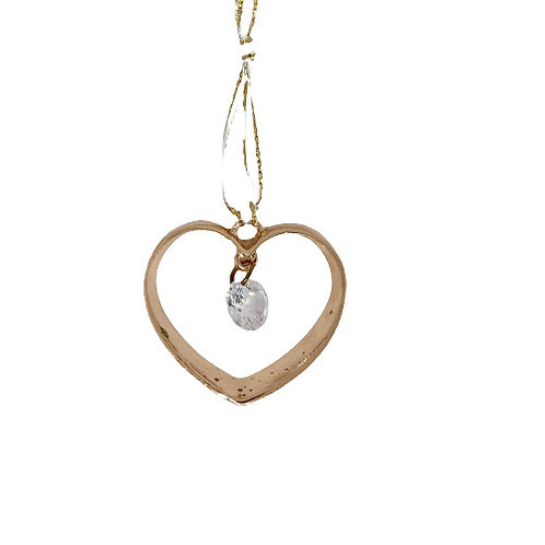 Bridal Charm -Heart
