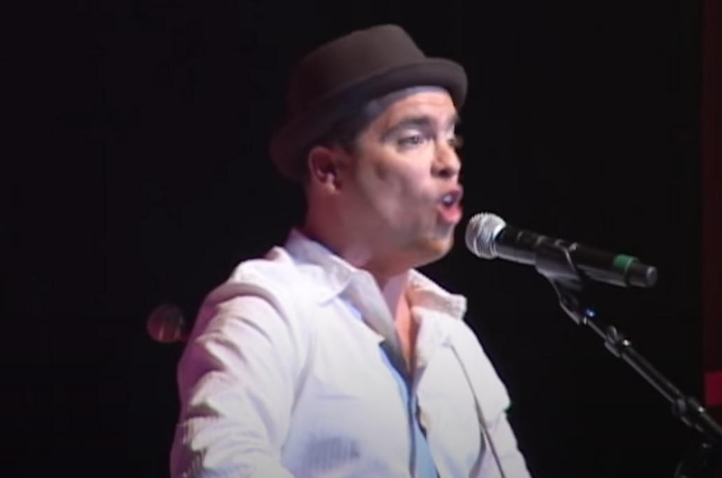Eric Schwartz performs at JPF Music Awar