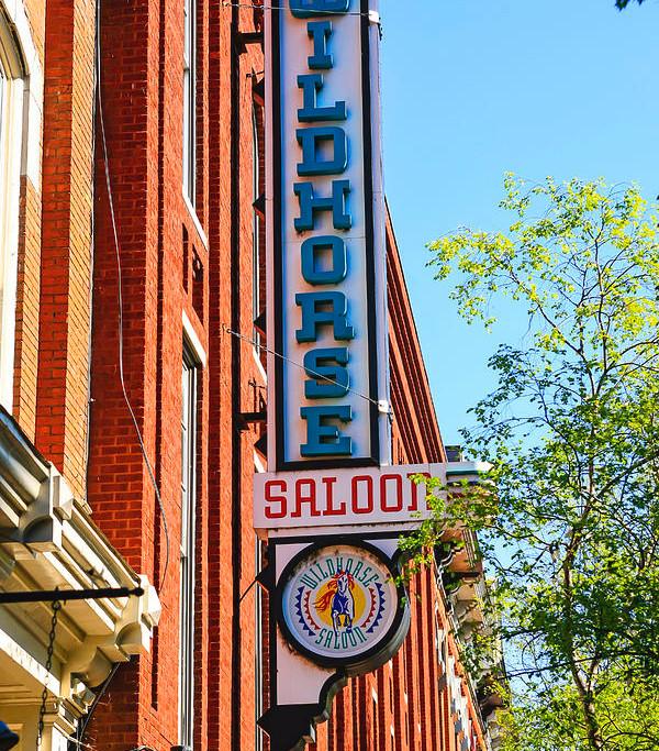 Wildhorse Saloon JPF Music Awards in Nashville