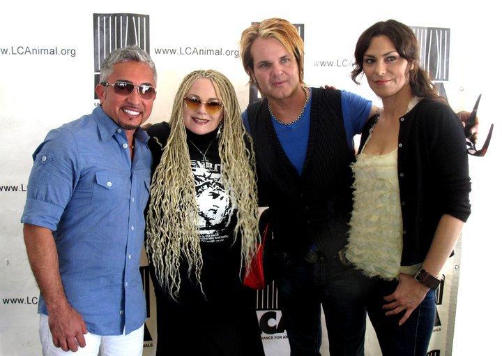 Cesar, Fawn, Rikki, Michelle