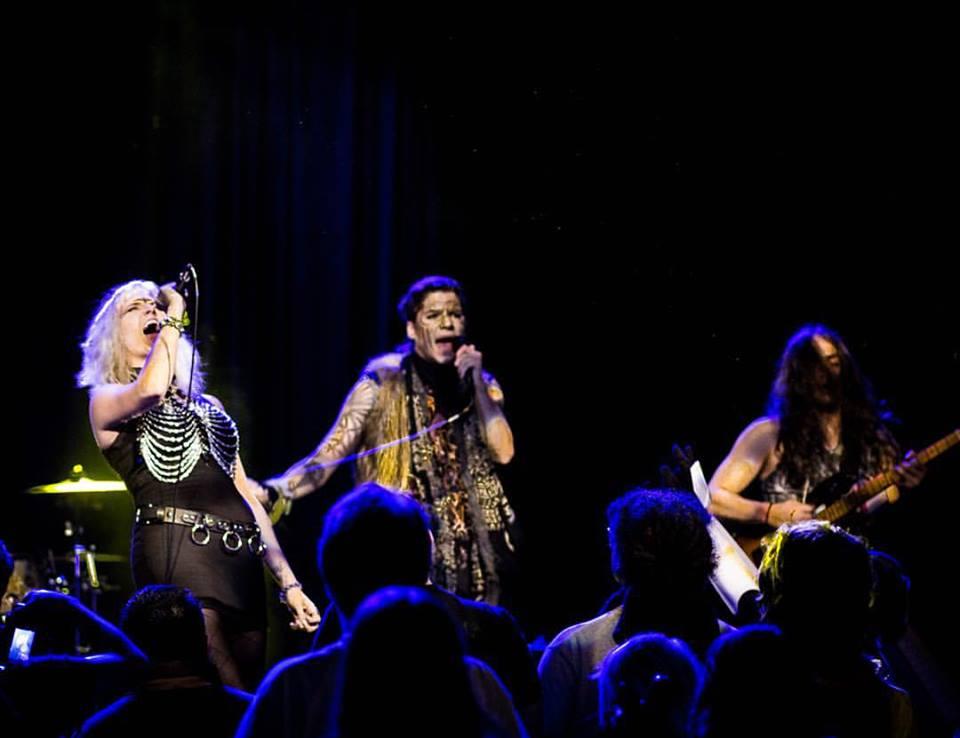 Kity Faya slays onstage
