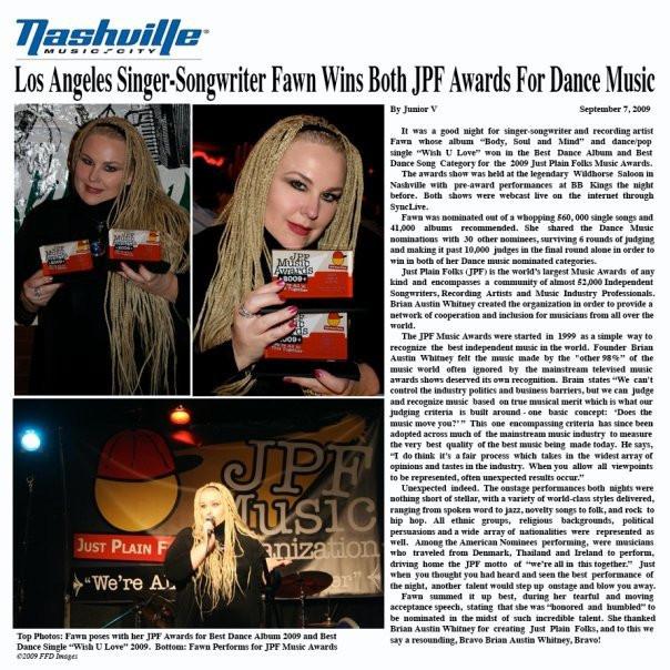 Nashville Songwriter Magazine