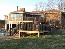 Deck and Room Addition