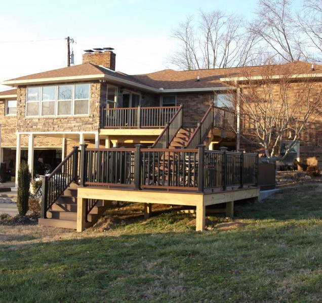 Deck and Remodel