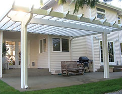Pergola Patio Cover Outdoor Space Home Improvement