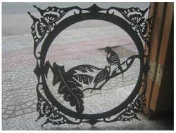 custom metal art deco