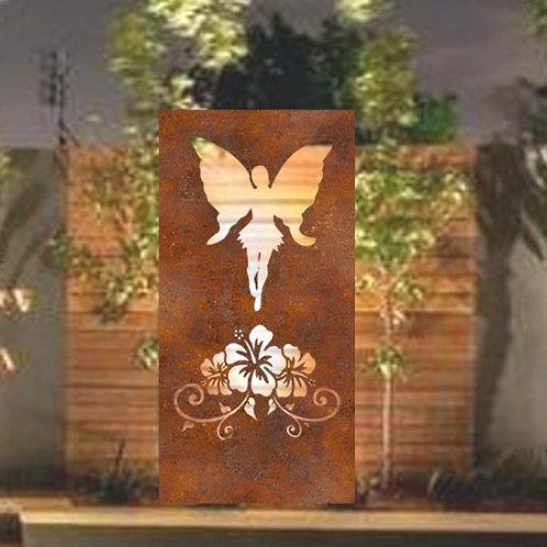 Fairy1 Metal Panel