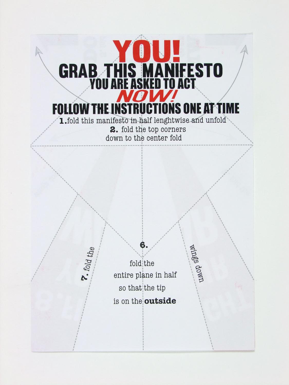 Final Manifesto