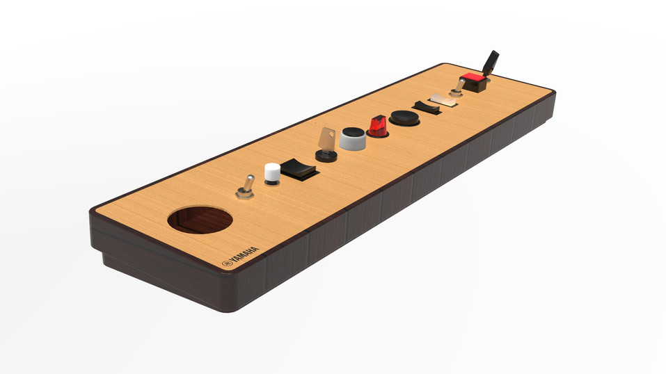 Yamaha: Industrial Instruments