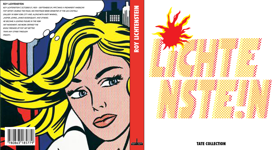 Arty Type Grid Roy Lichtenstein.png