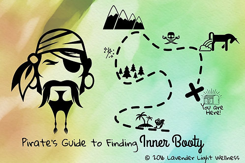 Pirate's Guide to Finding Inner Booty Digital Workbook