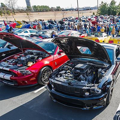 Block Party Car Show