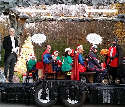 Athens Christmas Parade Sponsor