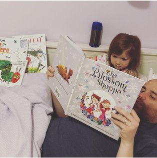 """""""The Blossom Shoppe"""" makes the PERFECT bedtime story!"""