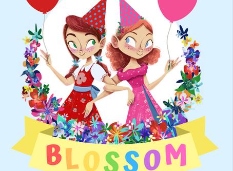 Blossom Birthday Party Ideas | Kids' Birthday Parties | Poppy & Posie Blossom
