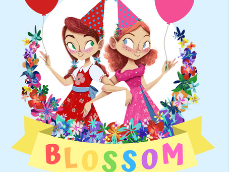 Blossom Birthday Party Ideas | Kids' Birthday Parties | Poppy & Posie Blossom
