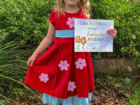 Meet Miriam! Our Blossom Buddy of the Month for November!