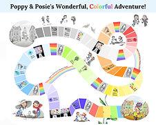 Poppy & Posie's Wonderful, Colorful Adve