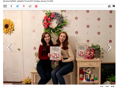 The Blossom Company in the News!