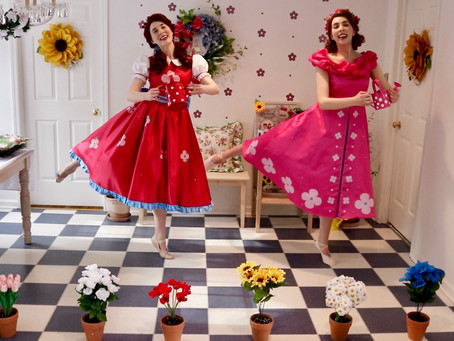 """Poppy & Posie's """"Watering Can Ballet"""" Celebrates Classic Ballet Tradition and Dega"""