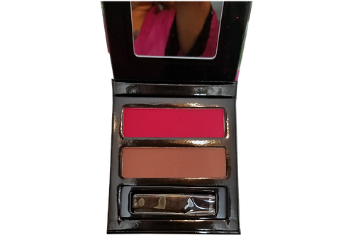 Cheek Color - Sassy Red & Burnt Almond